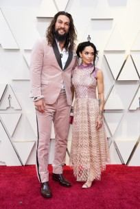 Jason Momoa in Fendi by Karl Lagerfeld
